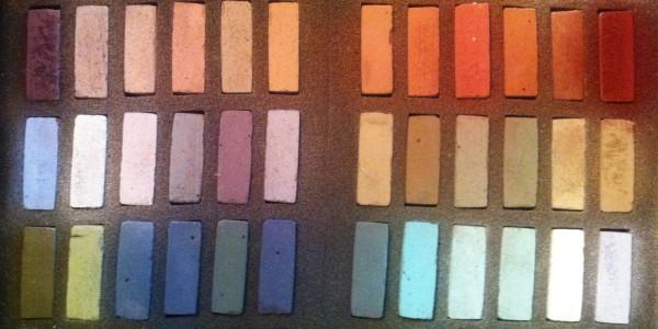 pastels | Jeffrey Smtih