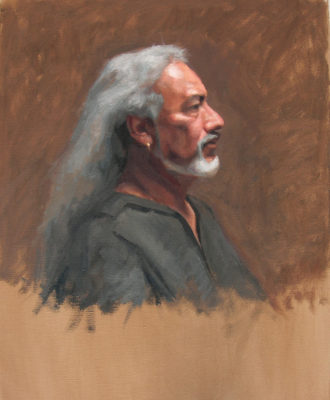 Armando | oil on canvas | Jeffrey Smith