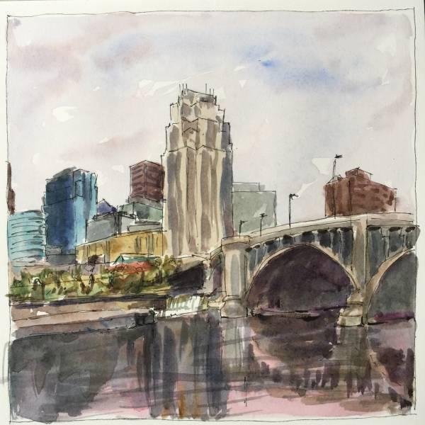 Minneapolis Skyline | Jeffrey Smith
