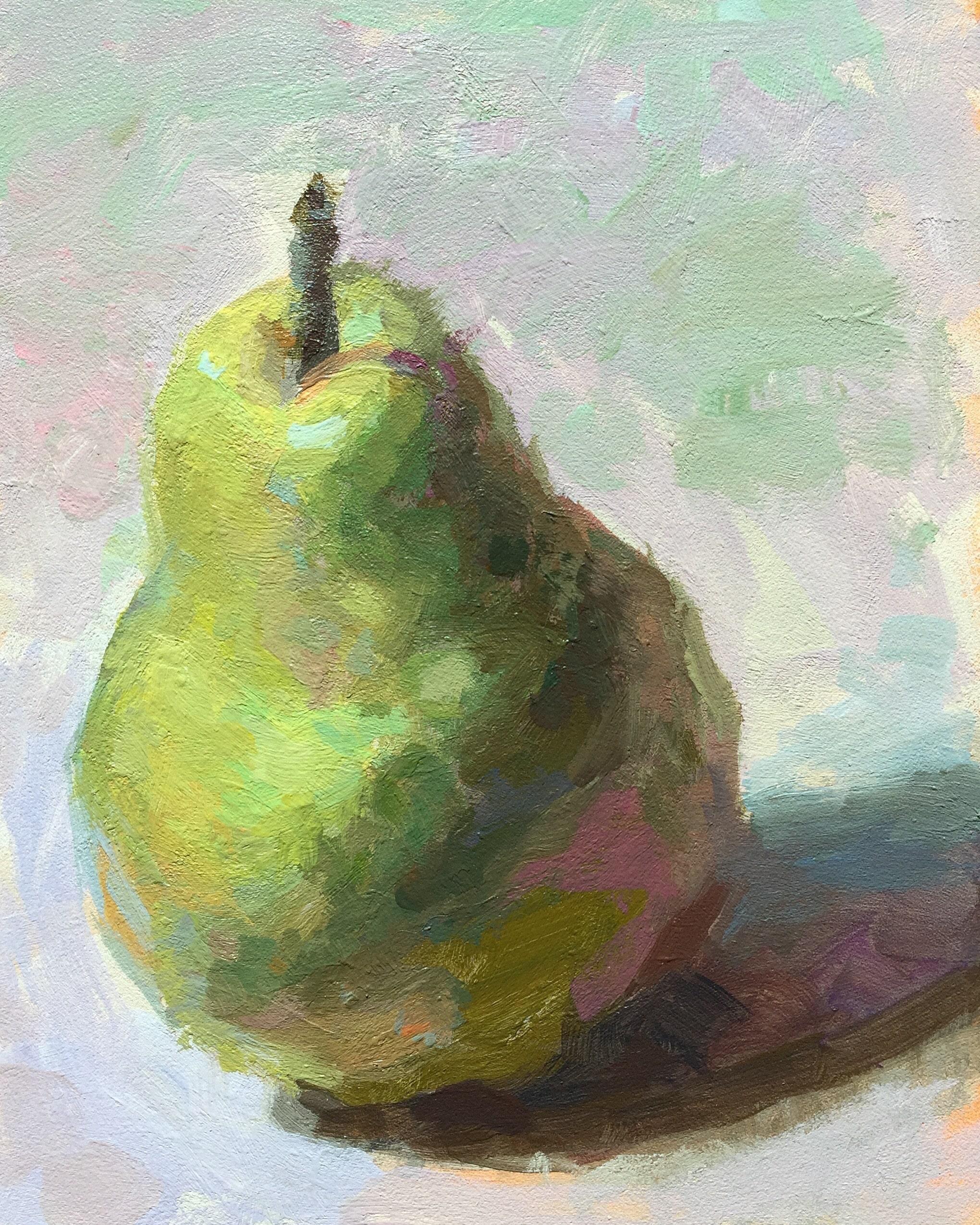 Slightly Off Center | Pear | Jeffrey Smith