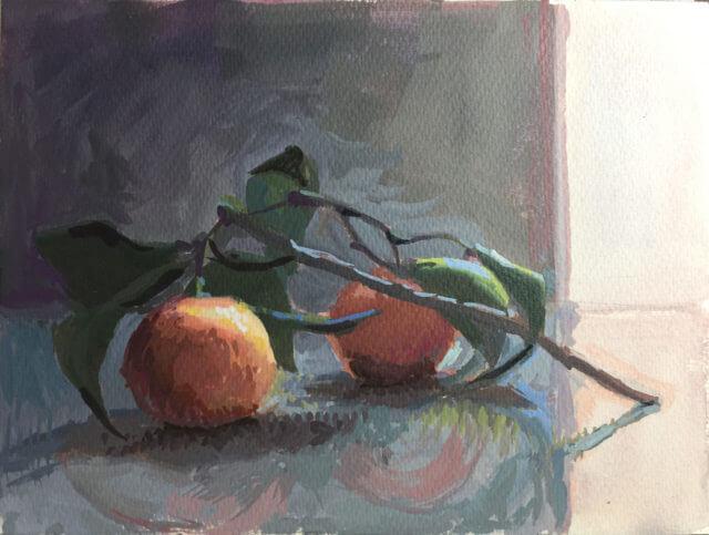Oranges | Jeffrey Smith