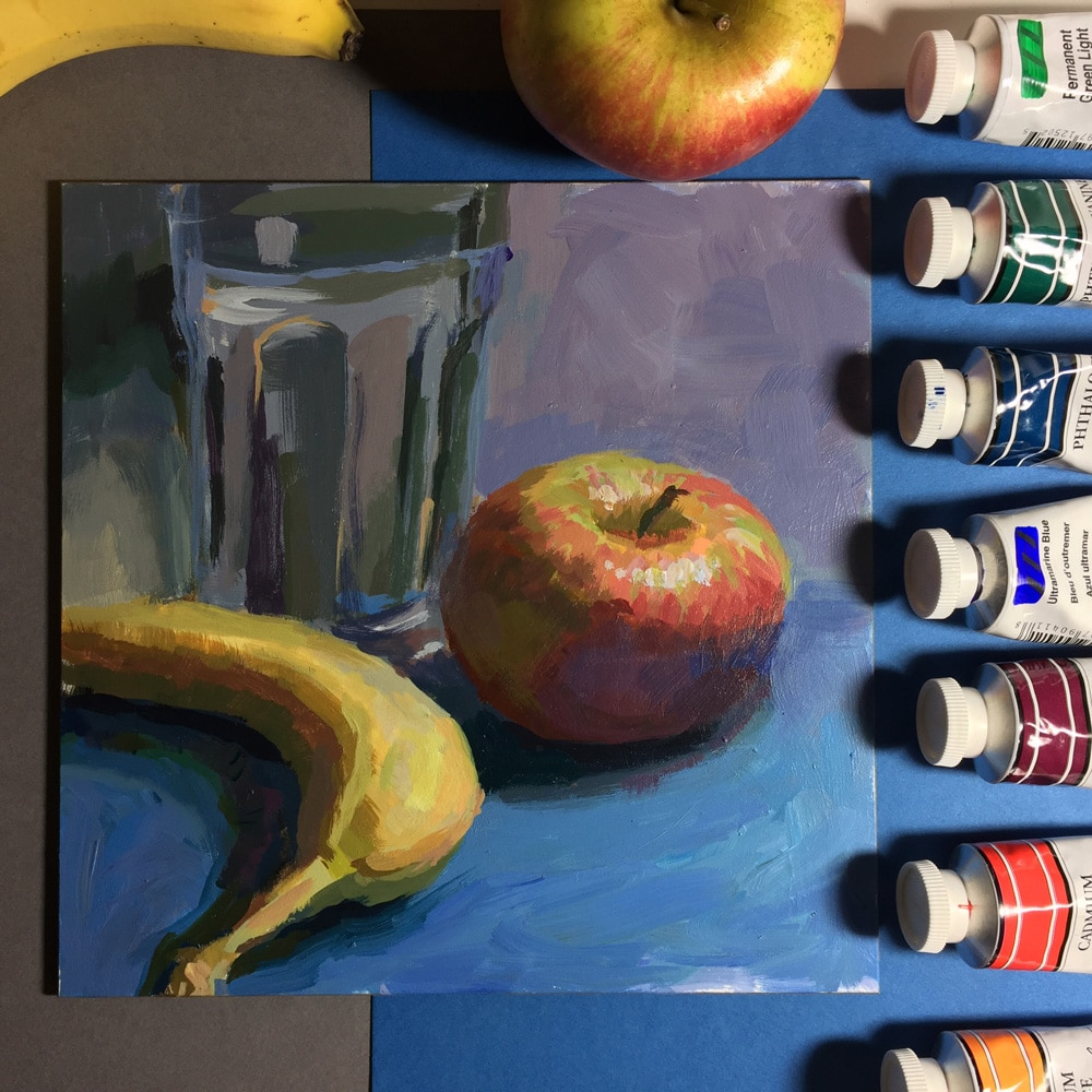 Fruit and Water   Jeffrey Smith Art