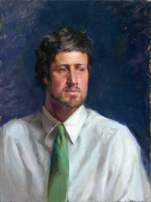 Portrait of Andy | Jeffrey Smith